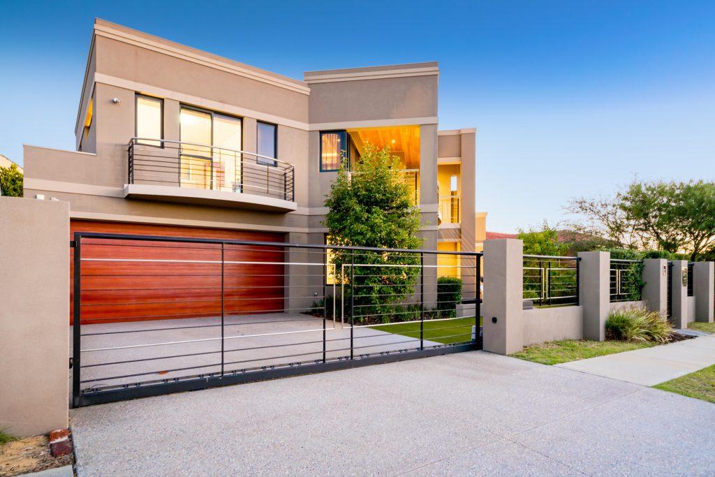 modern Australian style home